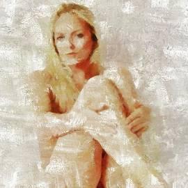 Self Portrait by MB - Mary Bassett