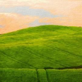 Margaret J Rocha - Nature Landscape Painting