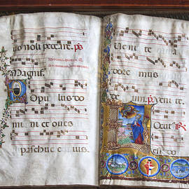 Sally Weigand - 16th Century Choir Book