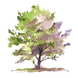 #17 Tree by Amy Kirkpatrick