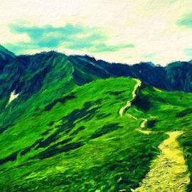 Margaret J Rocha - Landscape Definition Nature