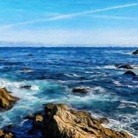 Margaret J Rocha - Landscape Nature Drawing
