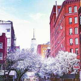 New York City - Vivienne Gucwa