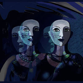 Irmgard Schoendorf Welch - 1885 - Shadows 2017