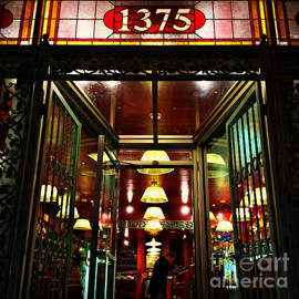 Miriam Danar - 1890s New York - Old - Fashioned Wine Shop