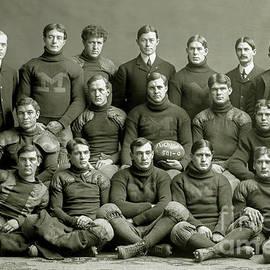 1901 Michigan Wolverines Football Team - Jon Neidert