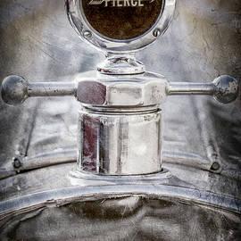 1920 Pierce-arrow Model 48 Coupe Hood Ornament -2829ac by Jill Reger