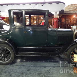 1923 Model T Coupe by Charles Robinson