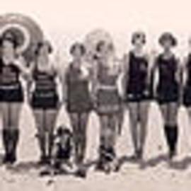 Jon Neidert - 1925 California Bathing Suit Contest