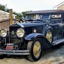 1929 Cadillac by Lyuba Filatova