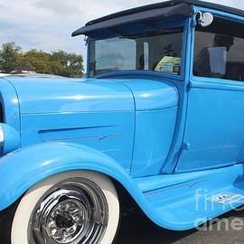 1929 Ford Pick-up Truck by John Telfer