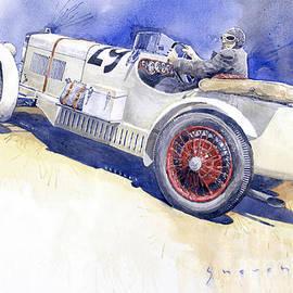 Yuriy Shevchuk - 1929 Wikov 7 28 Sport