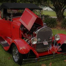 1930 Classic Custom Ford Roadster by Christopher James
