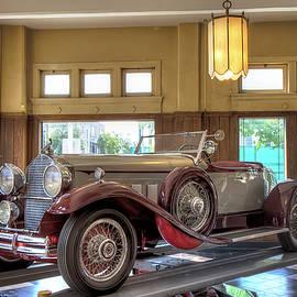 Roger Beltz - 1930 Packard 734 Boattail Speedster