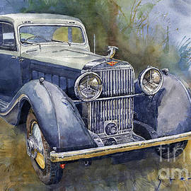 1931-1938 Hispano Suiza J12 - Yuriy Shevchuk