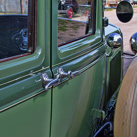 1931 Ford Suicide Door by Alana Thrower