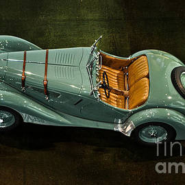 Mary Machare - 1936 BMW 328 Roadster