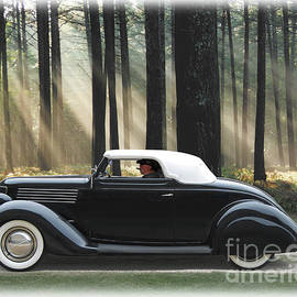 1936 Ford Cabriolet Mild Custom