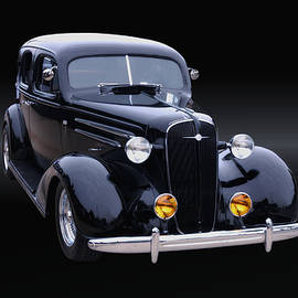 1935 Chevrolet Master Sedan 2  by Thomas Burtney