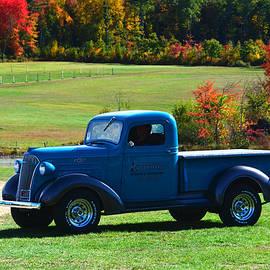 Mike Martin - 1937 Chevrolet Truck