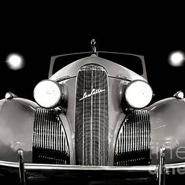 Thomas Burtney - 1939 LaSalle Cadillac BW