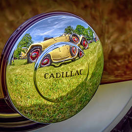 LeeAnn McLaneGoetz McLaneGoetzStudioLLCcom - 1940 Cadillac Reflections