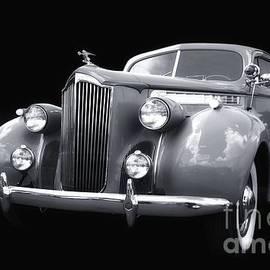 1940 Packard Sedan B/W