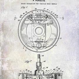 Jon Neidert - 1941 Porsche Brake Mechanism Patent