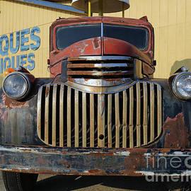 1946 Chevrolet Truck by Steve Gass