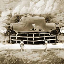 1948 Cadillac Sedan Classic Car Photograph 6708.01 by M K Miller