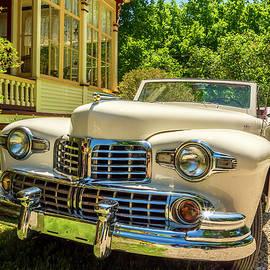 Ken Morris - 1948 Lincoln convertible