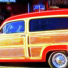 1949 Mercury Surfing Woody
