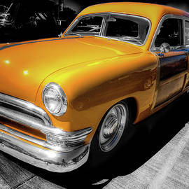 1950 Ford Custom Deluxe Woodie by John Straton