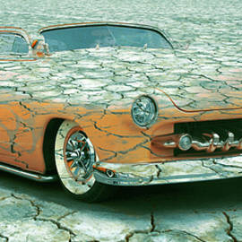 Steve McKinzie - 1950 Mercury coupe mirage 2