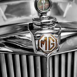 John Straton - 1950 MG TD Midget