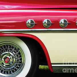 1951 Buick Roadmaster Fender - Tim Gainey
