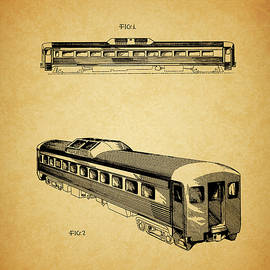 Dan Sproul - 1951 Railway Car Patent