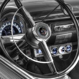 John Straton - 1952 Ford Victoria dash v1