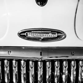 1953 Buick Special Hood Ornament -0133bw by Jill Reger