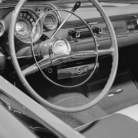 John Straton - 1957 Chevrolet Bel Air Dash  v2