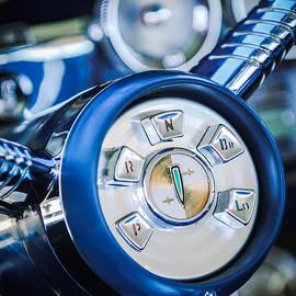 1958 Edsel Ranger Push Button Transmission by Jill Reger
