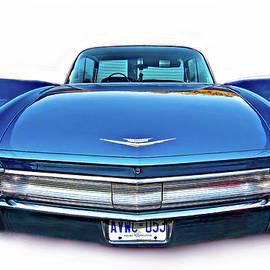 Steve Harrington - 1960 Cadillac - When Chrome Ruled