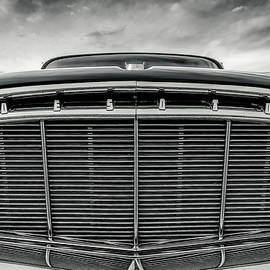 1960 Desoto Fireflite Coupe Grille - Monochrome - Jon Woodhams