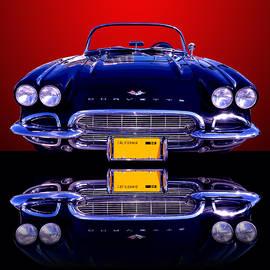 Jim Carrell - 1961 Chevy Corvette