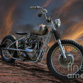 1961 Triumph Motorcycle