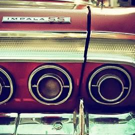 James DeFazio - 1964 Chevy Impala SS