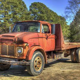 Reid Callaway - 1965 Ford F600 Snub Nose Commercial Truck