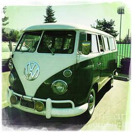 1965 Volkswagen Bus by Nina Prommer