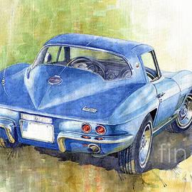 Yuriy Shevchuk - 1967 Chevrolet Corvette C2 Stingray