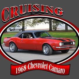 Mobile Event Photo Car Show Photography - 1968 Chevrolet Camaro